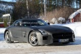 Mercedes-Benz SLS AMG Black Series Edition